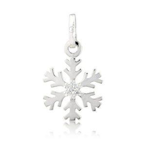 Snowflake Charm