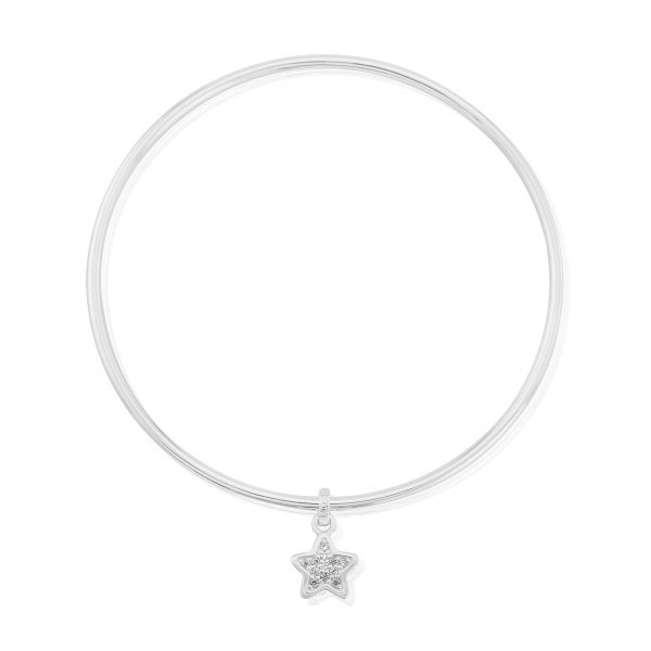 Sparkly Star Bangle