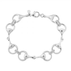 sparkly bit bracelet
