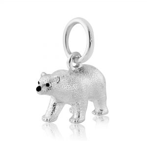 polar bear charm