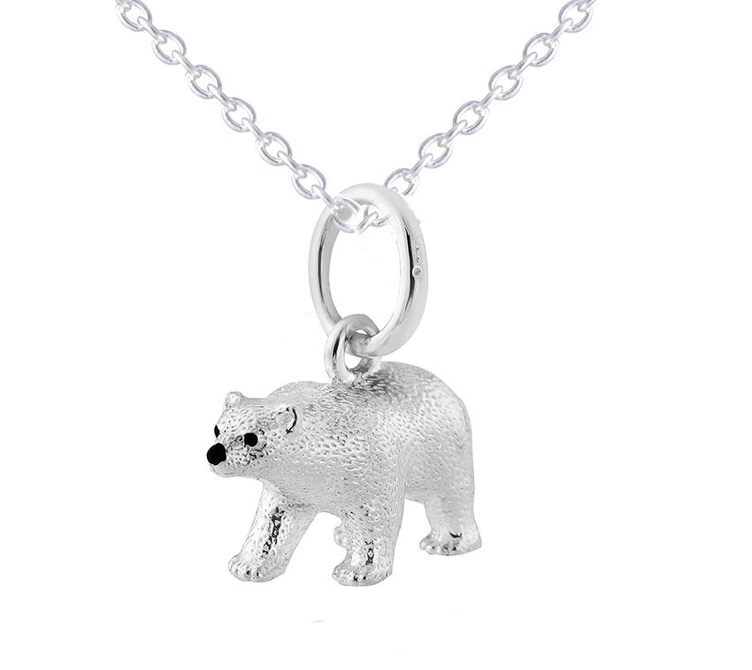 Polar Bear Pendant