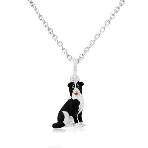 Collie dog pendant