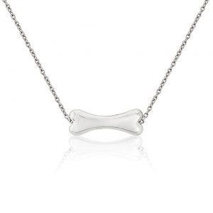 dog bone necklace