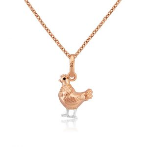 chicken pendant