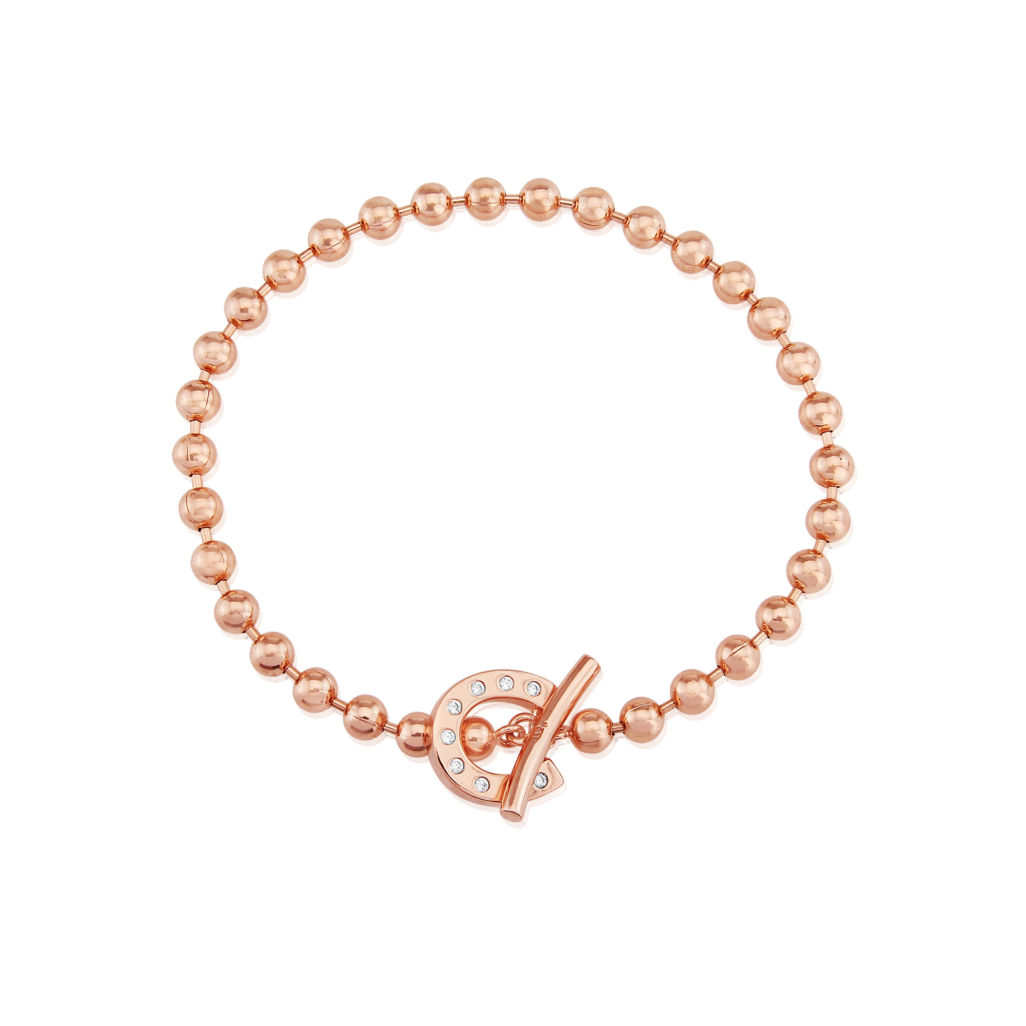 solid anklet no yellow star rose gold item shop stone jewelry starling