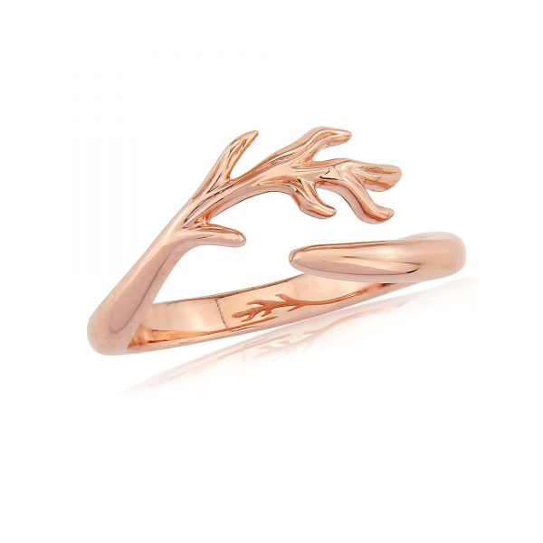 Stag Antler Ring