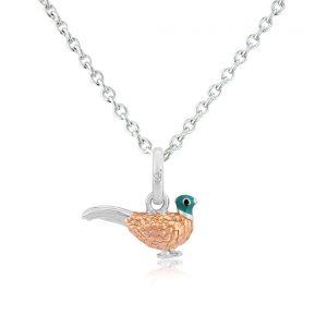 Pheasant-pendant