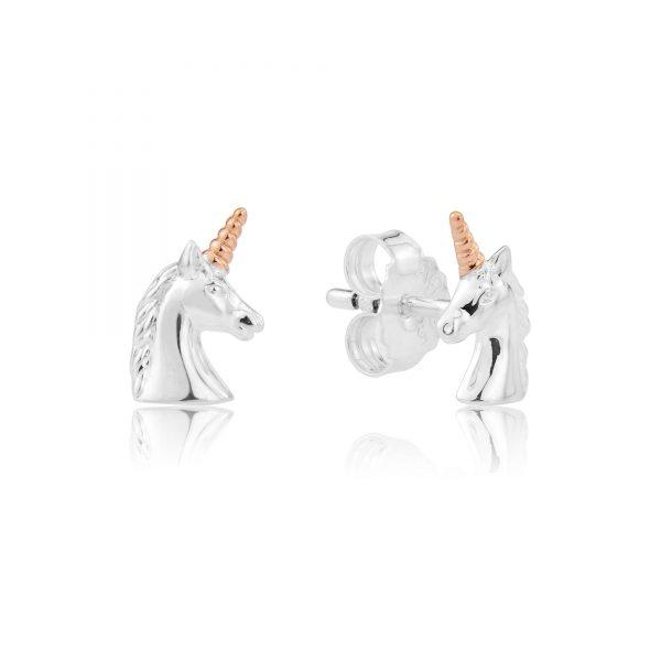 Unicorn Stud Earrings
