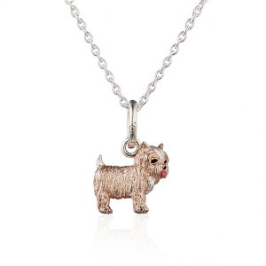 Yorkshire Terrier Pendant