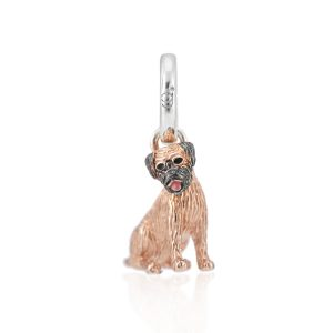 border terrier charm