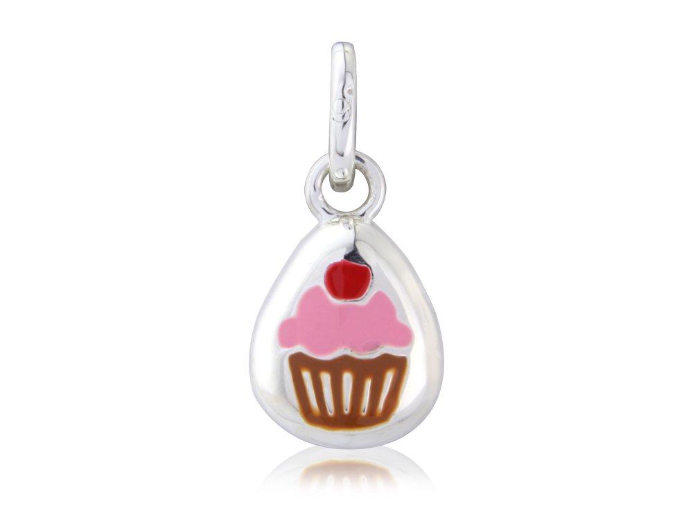 Cupcake Locket Pebble