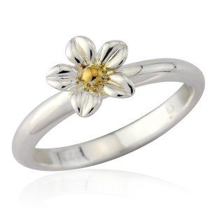 Harmony Flower Ring
