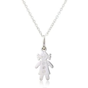 Diamond Girl Pendant