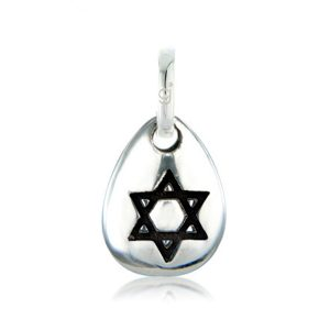 Star of David Pebble