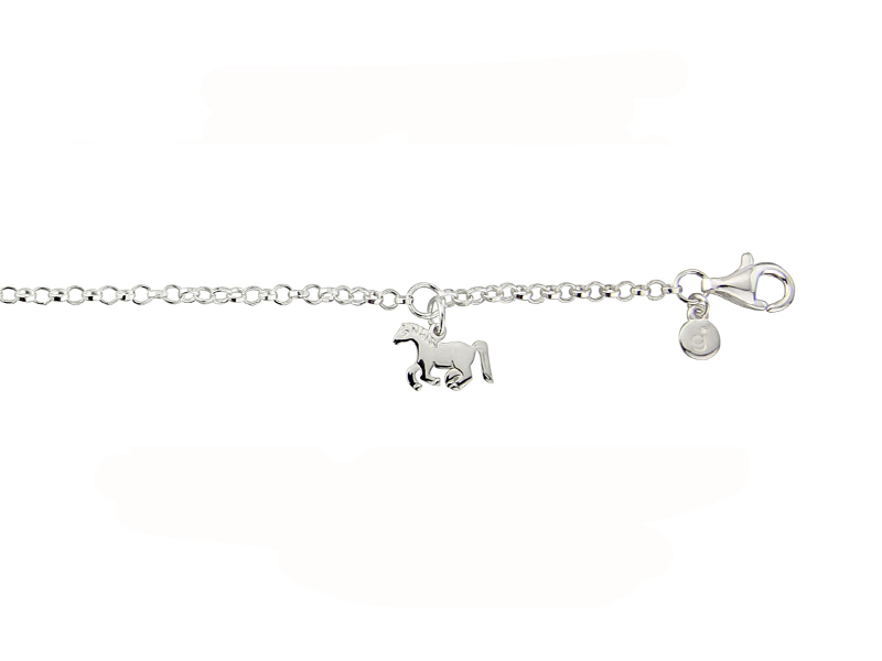 Child's Running Pony Bracelet