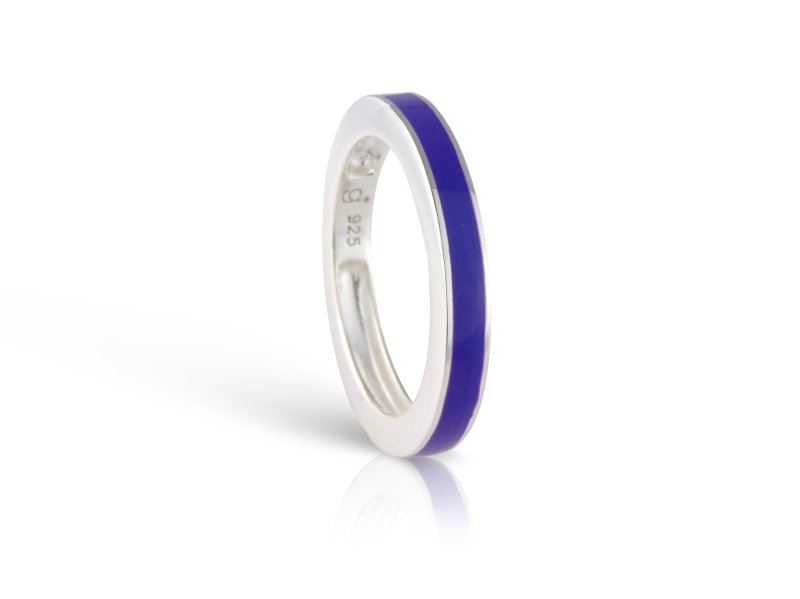 Plum Purple Ring