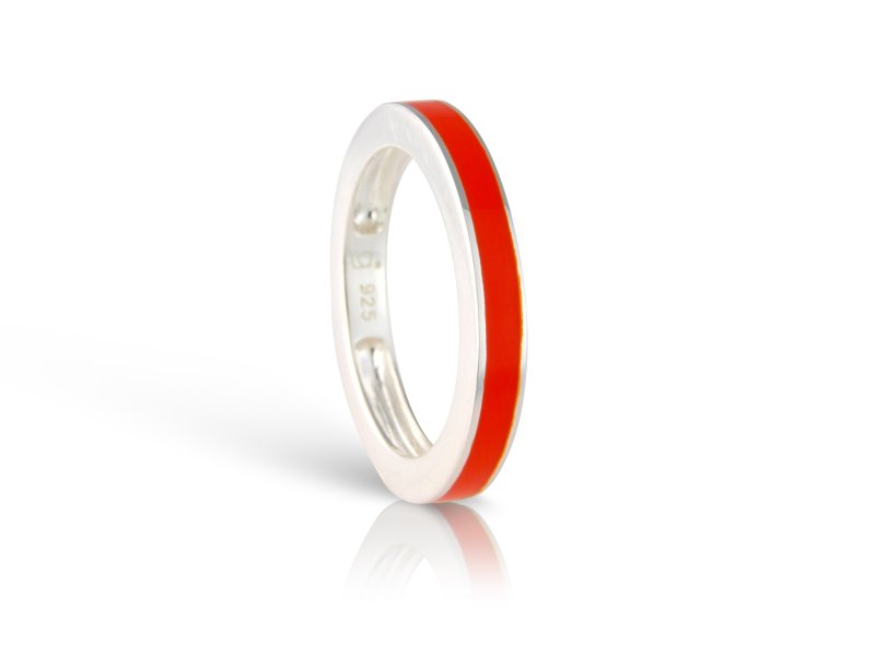 Tangerine Orange Ring