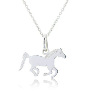Running Pony Pendant