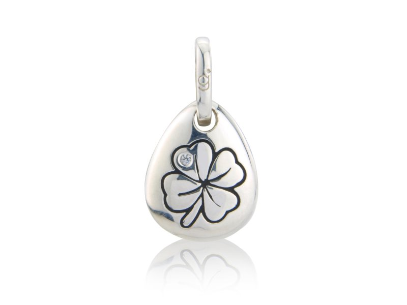 Four Leafed Clover Pebble
