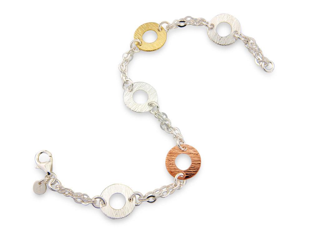 Harmony Discs Bracelet