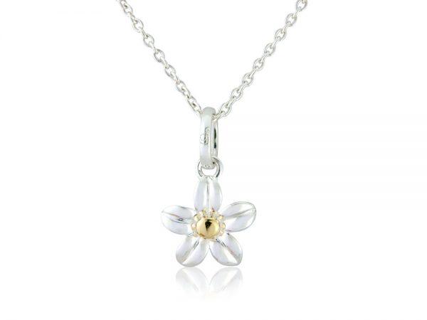 Harmony Flower Pendant