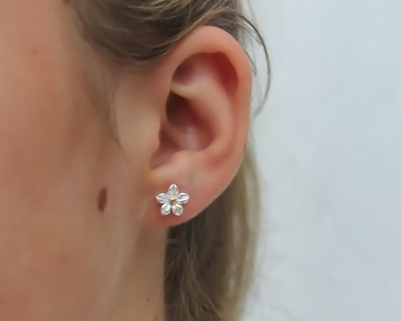 Harmony Flower Earrings