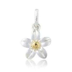Harmony Flower Charm