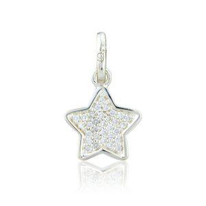 Sparkly Star Charm