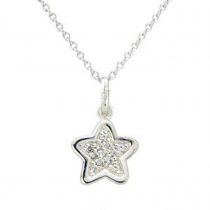 Sparkly Star Pendant