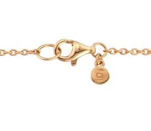 Rose Gold Link Chain 40-46cm
