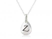Initial Z Pendant