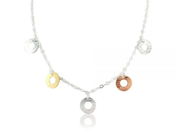 Harmony Discs Necklace